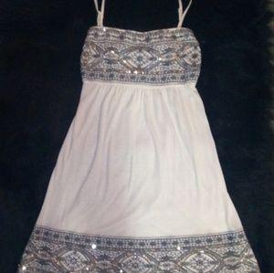 INC dress removable straps